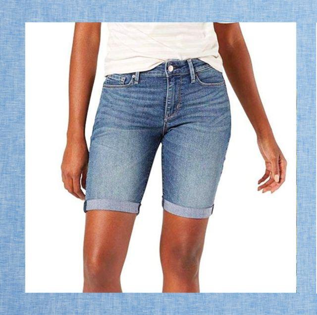 Jean Shorts Pics
