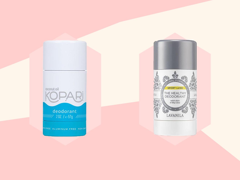 6 Best Natural Deodorants For Women All Natural Deodorants That