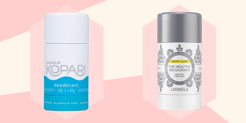 6 Natural Deodorants If You're Not About That Antiperspirant Life