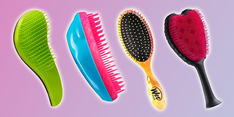 Best detangling hair brush