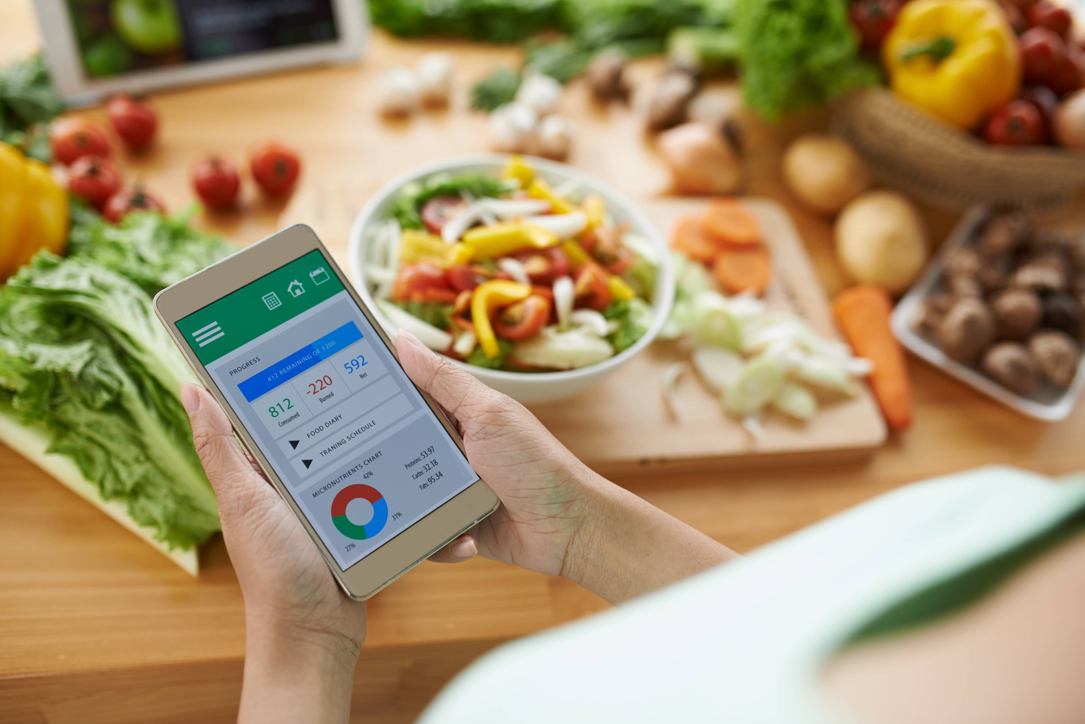 11 Diet Apps For Women That Can Help You Healthily Reach Your Goal Weight