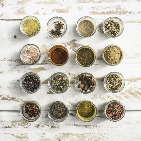 best-diets-for-women-herbs-and-spices