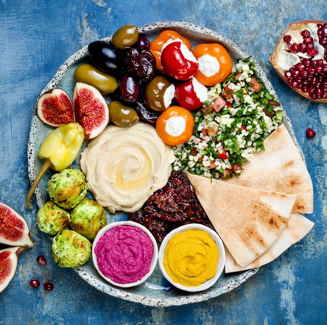 nutrition plans like the mediterranean diet, dash diet, and flexitarian diet made our list for how to lose weight and keep it off in 2021