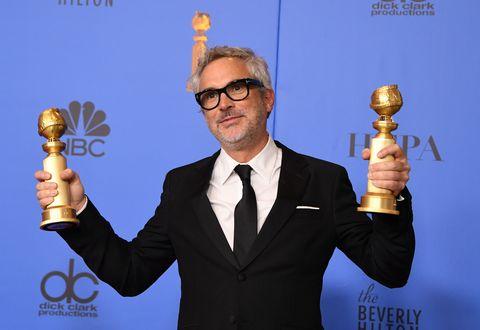 Alfonso Cuarón Roma Globos de oro 2019