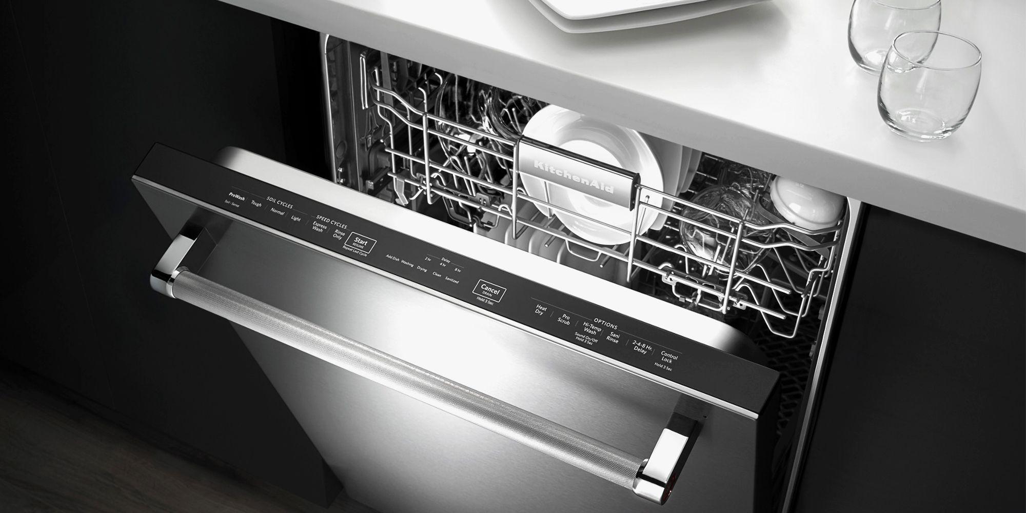 Kitchenaid Best Dishwashers 2018