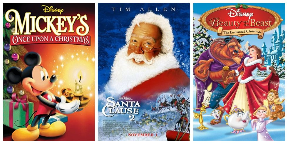 best disney christmas movies
