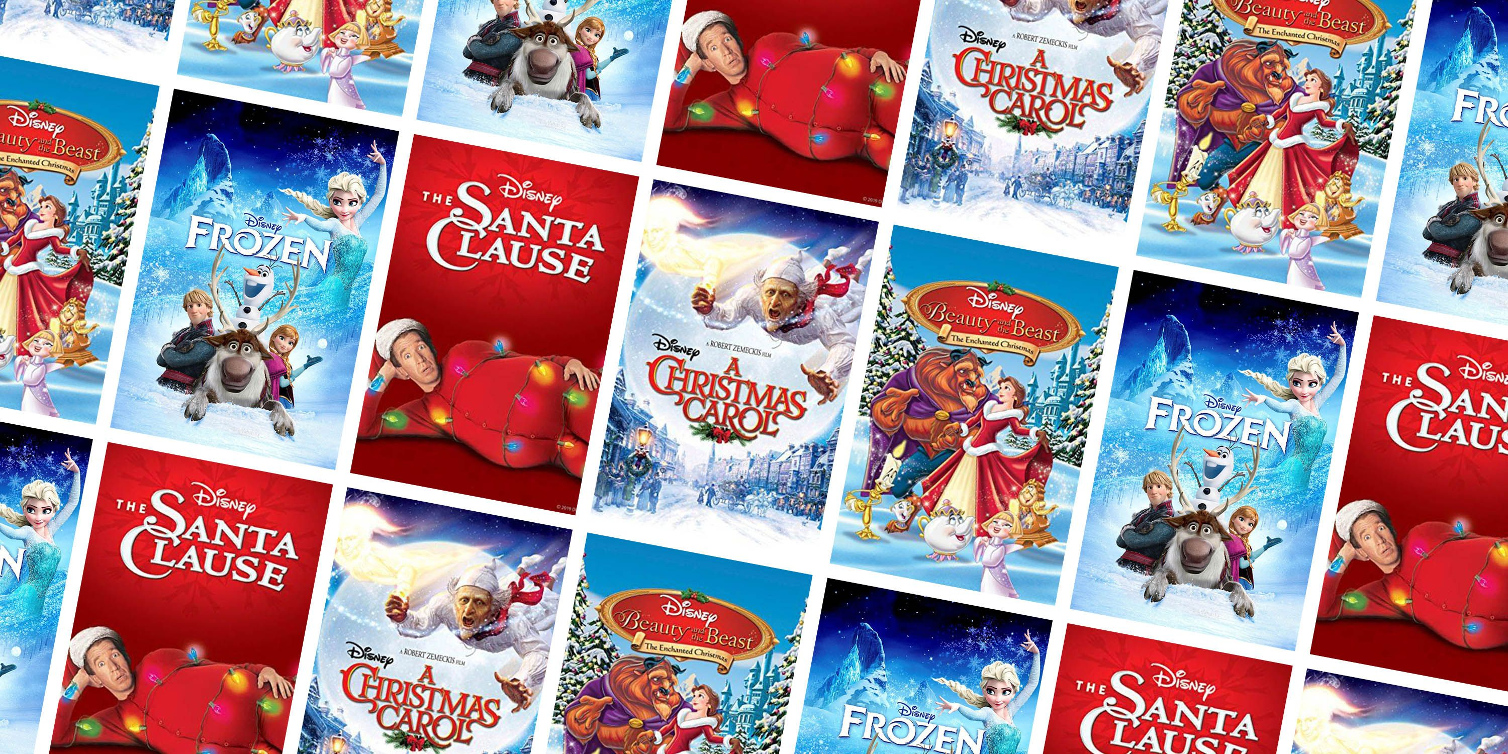 The 15 Best Disney Christmas Movies of All Time