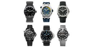 Best Dive Watches Above £5,000