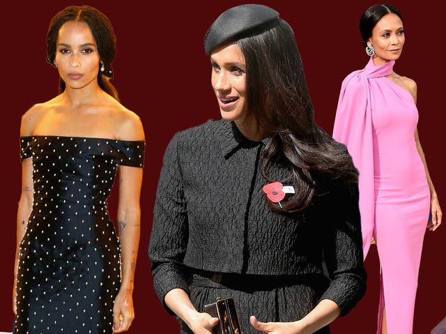 8d9cd95a977 The 10 best-dressed women of 2018 – Best-dressed celebrities of 2018