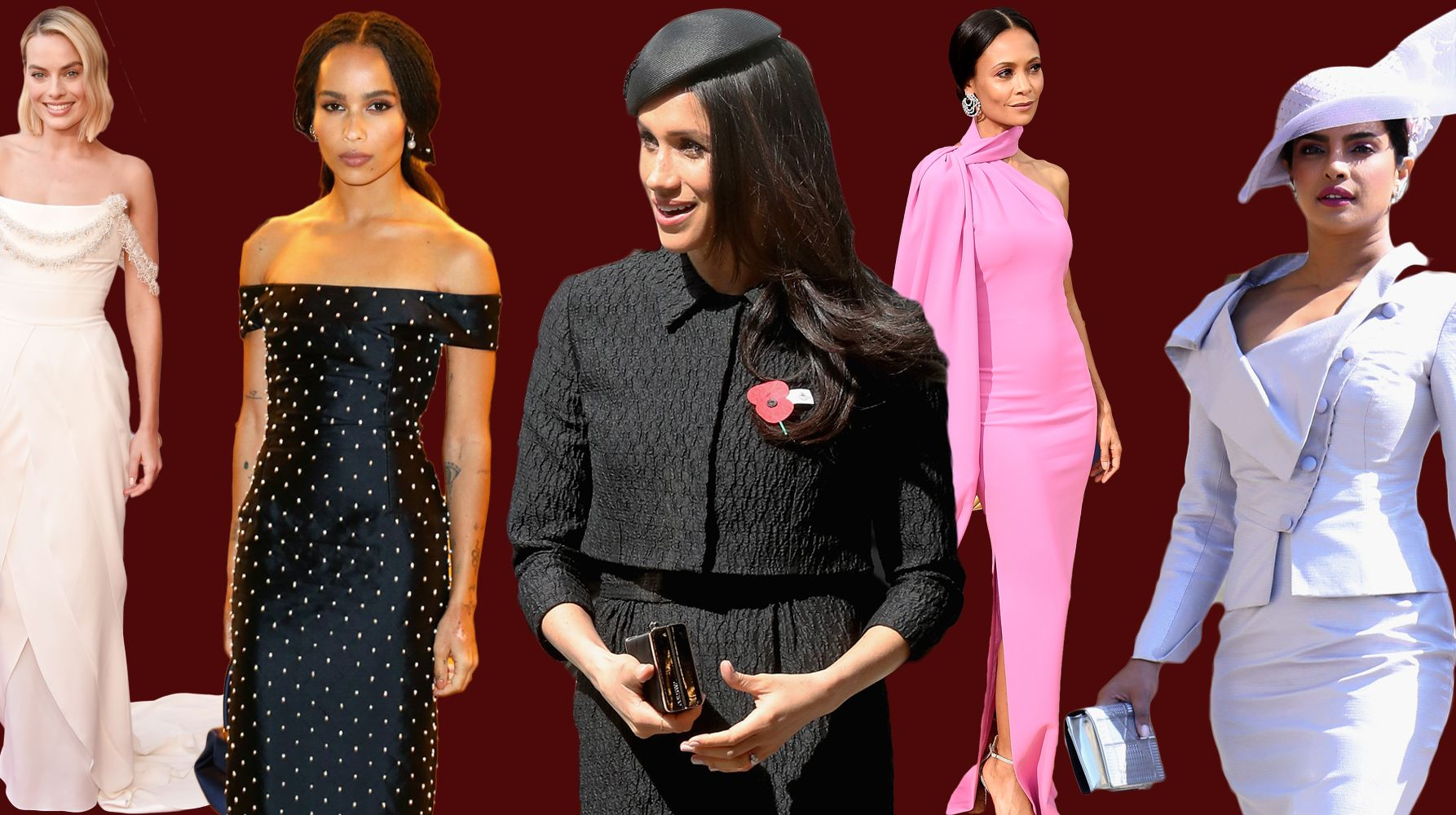 ee57bdf5dbe Flipboard: The 10 best-dressed women of 2018