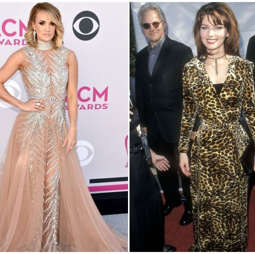 best dressed acm awards
