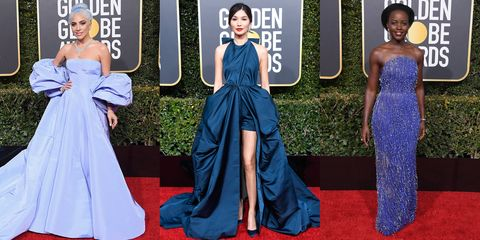 Golden Globes Best Dressed 2019 11 Best Dressed Celebrities at Golden Globe Awards 2019