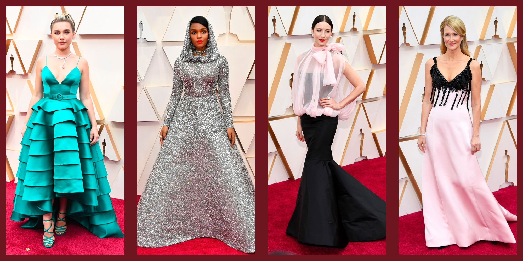 Oscars 2020 Best Dressed - Celebrity