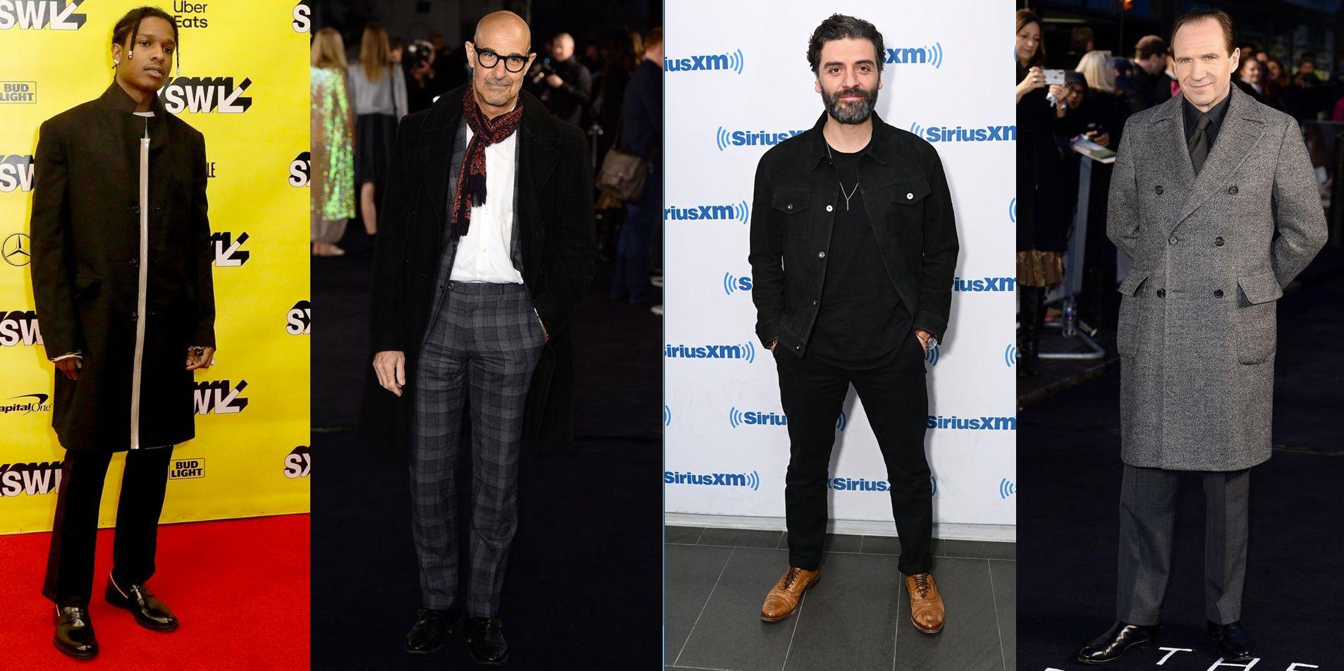 best-dressed men in the world