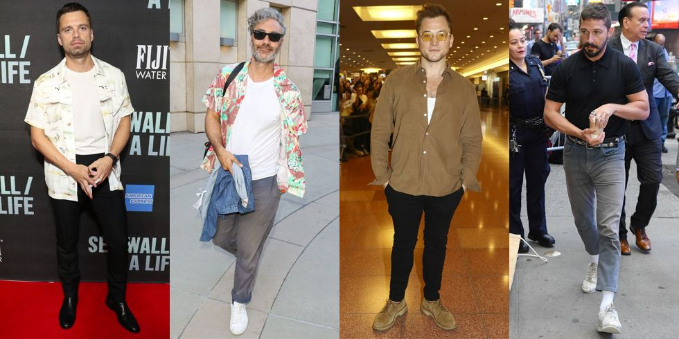The Most Stylish Men In The World (This Week)