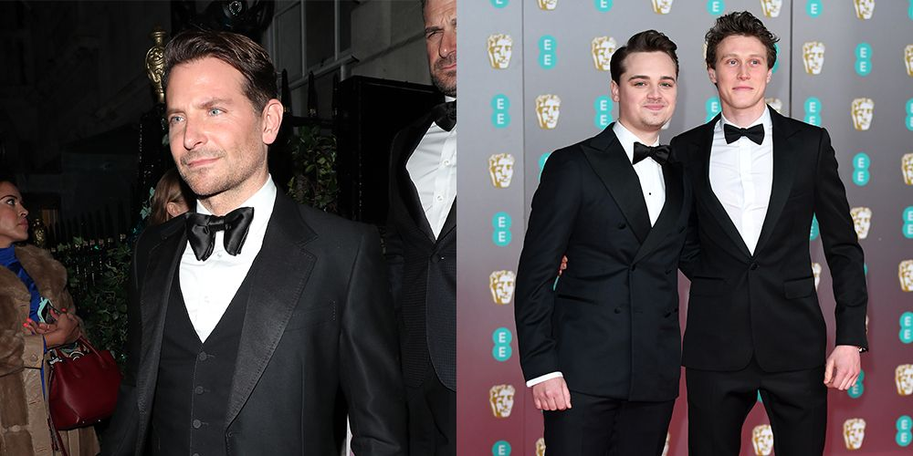 The Biggest Winner Of the Baftas? Lovely, Standout Menswear