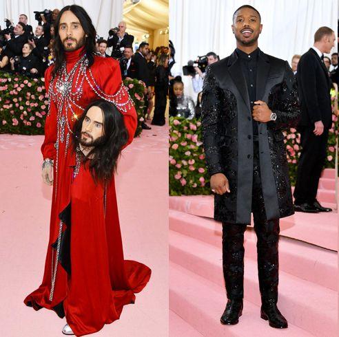 The Best Dressed Men From Met Gala 2019