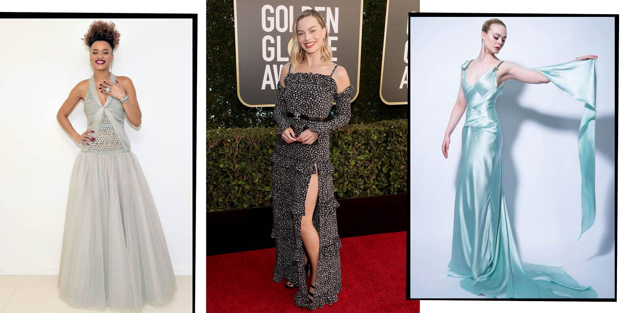 Golden Globes 2021: The Best Red Carpet Looks From Margot Robbie To Cynthia Erivo