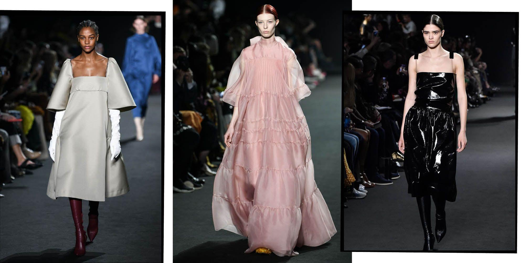 best dresses paris fashion week