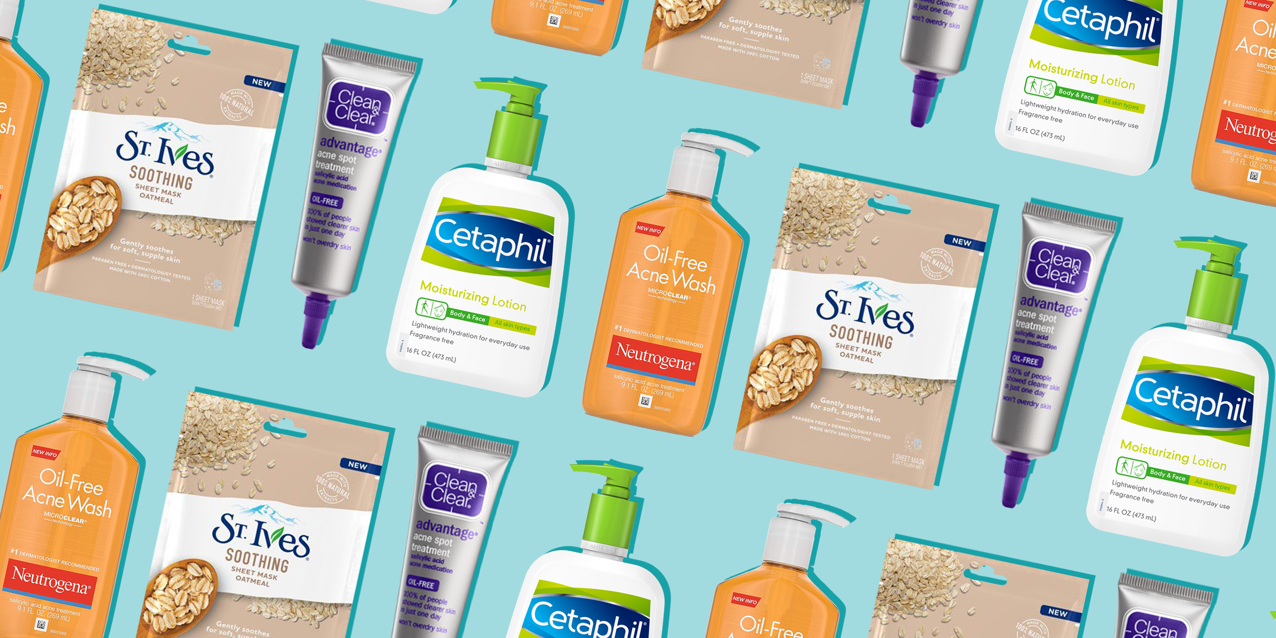 13 Best Drugstore Acne Products 2019 According To
