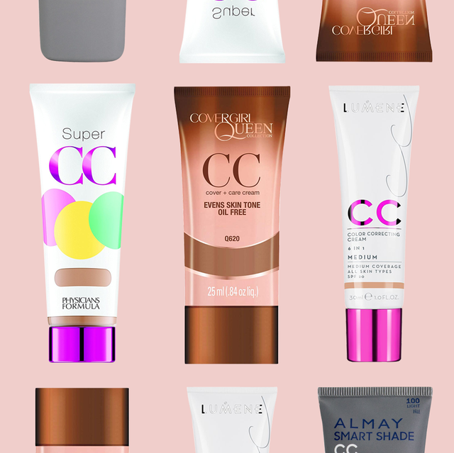 Drugstore CC Creams to Even Your Skin Tone