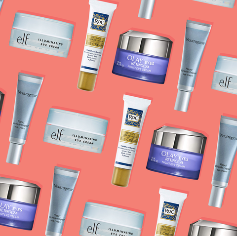13 Best Drugstore Eye Creams In 2020 According To Dermatologists