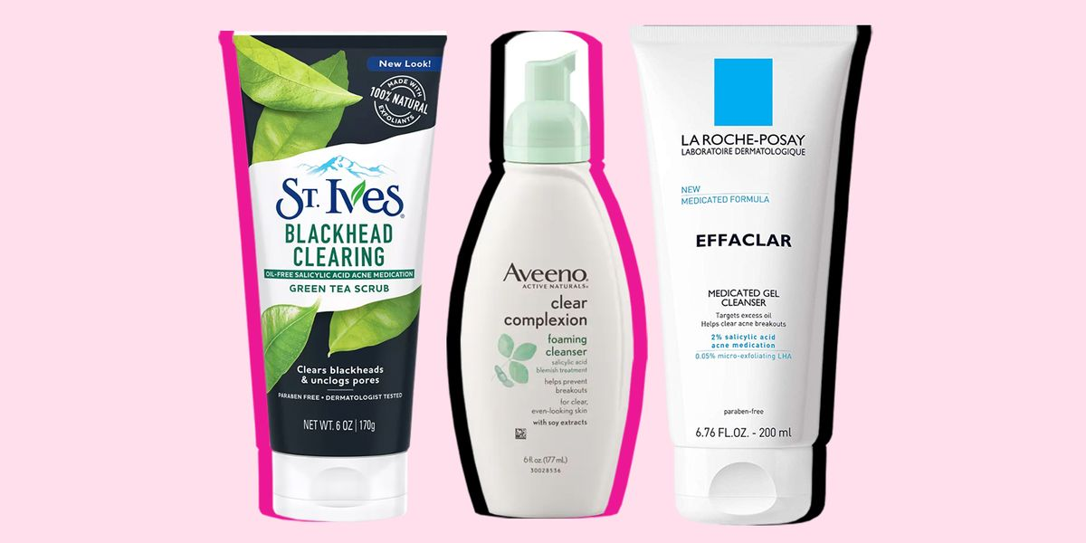 6 Best Drugstore Face Washes For Acne Cleansers For Every Skin Type
