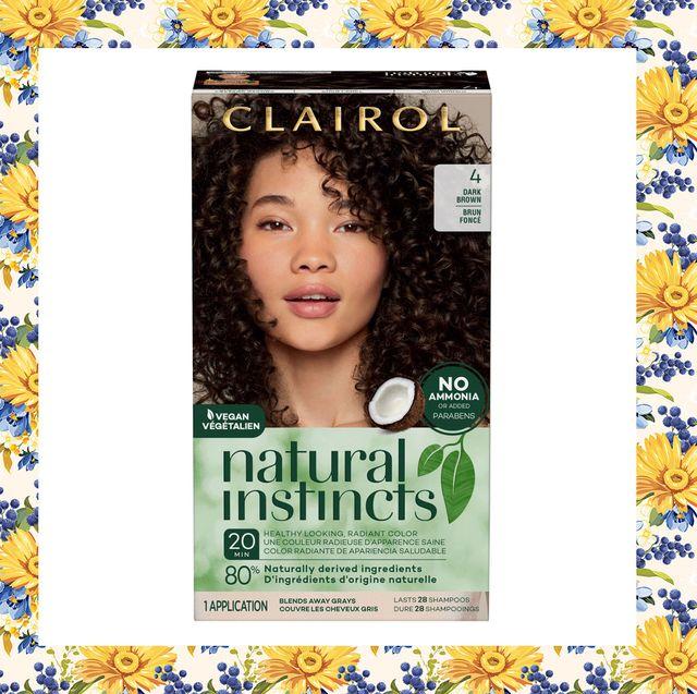 best drugstore hair dyes clairol natural instincts revlon total color