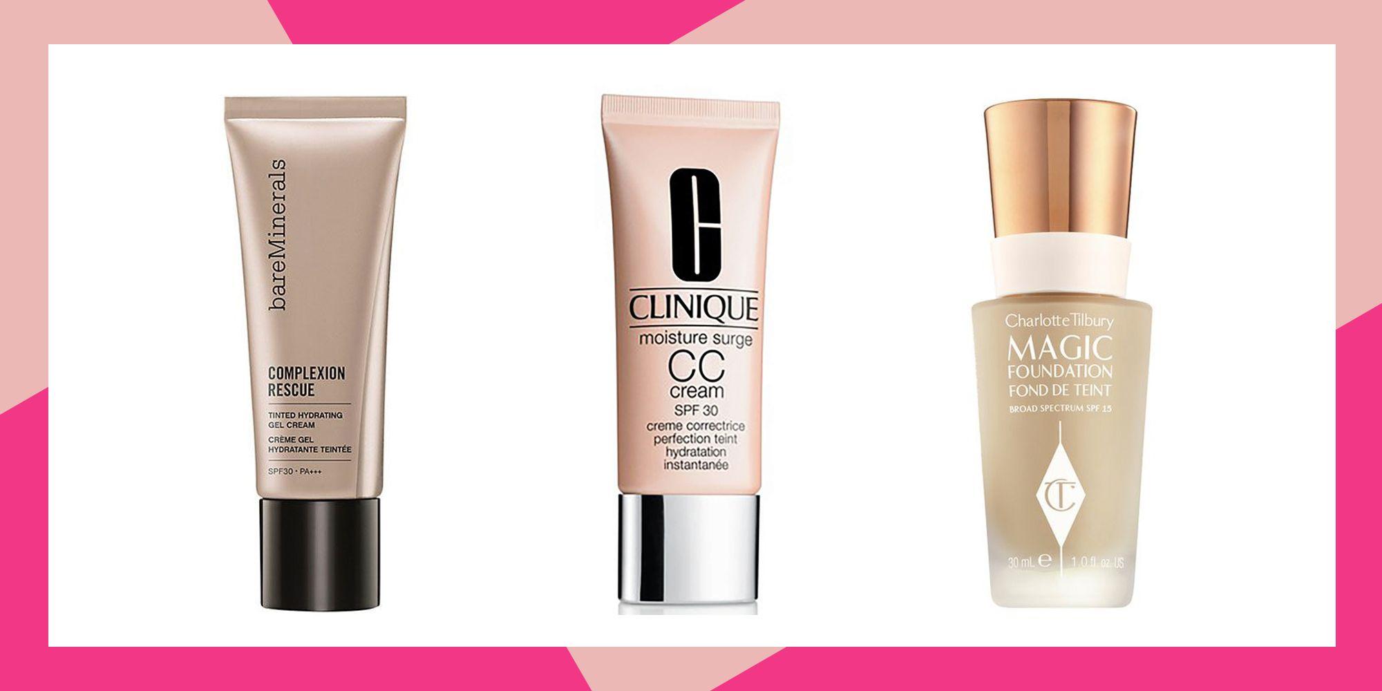 Best dry skin foundations