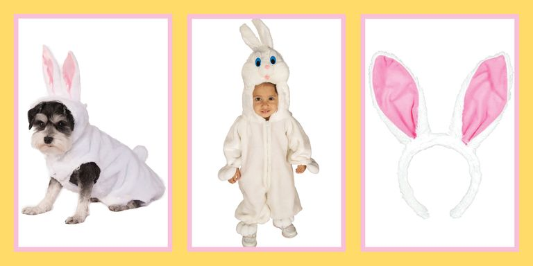 10 best easter bunny costumes bunny ears and costume ideas for best easter bunny costumes negle Gallery