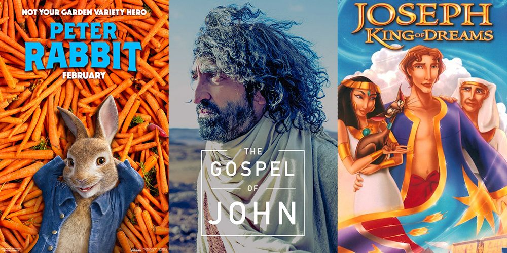 The Best Easter Movies on Netflix - Faith-Based Movies to