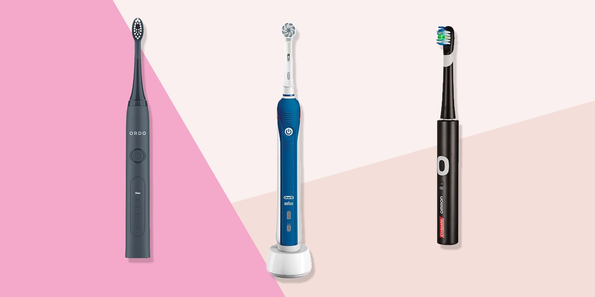 Best Cheap Electric Toothbrushes From £15