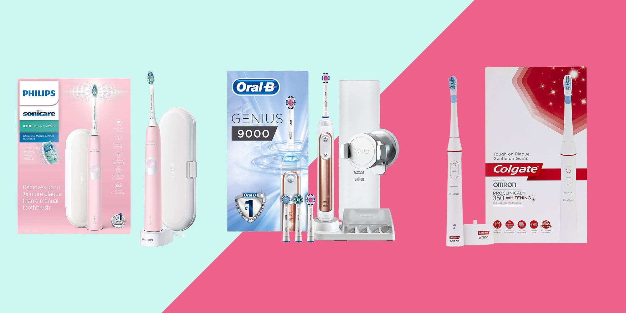 Best electric toothbrushes 2021, tried and tested