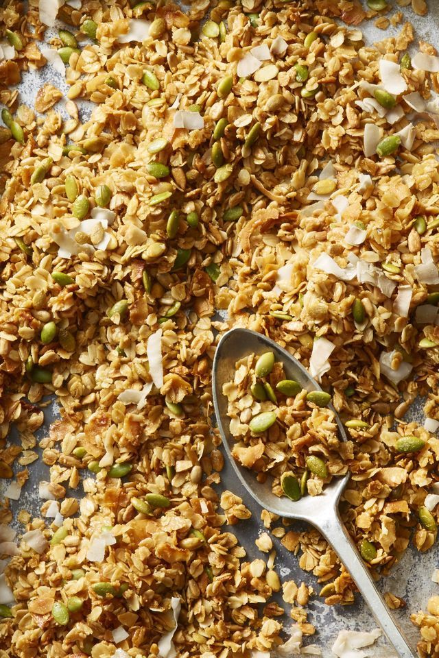 Best-Ever Granola - Christmas Food Gifts