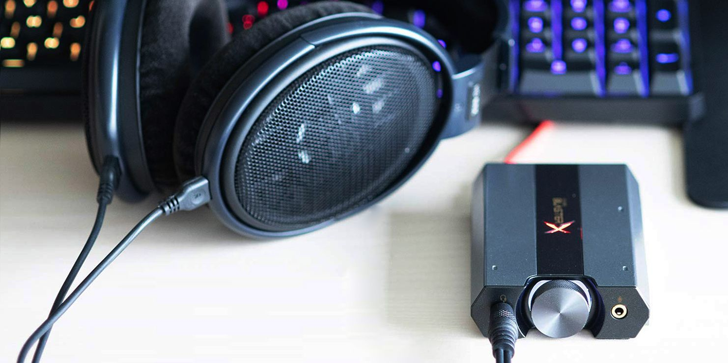 Affordable and compact sound card