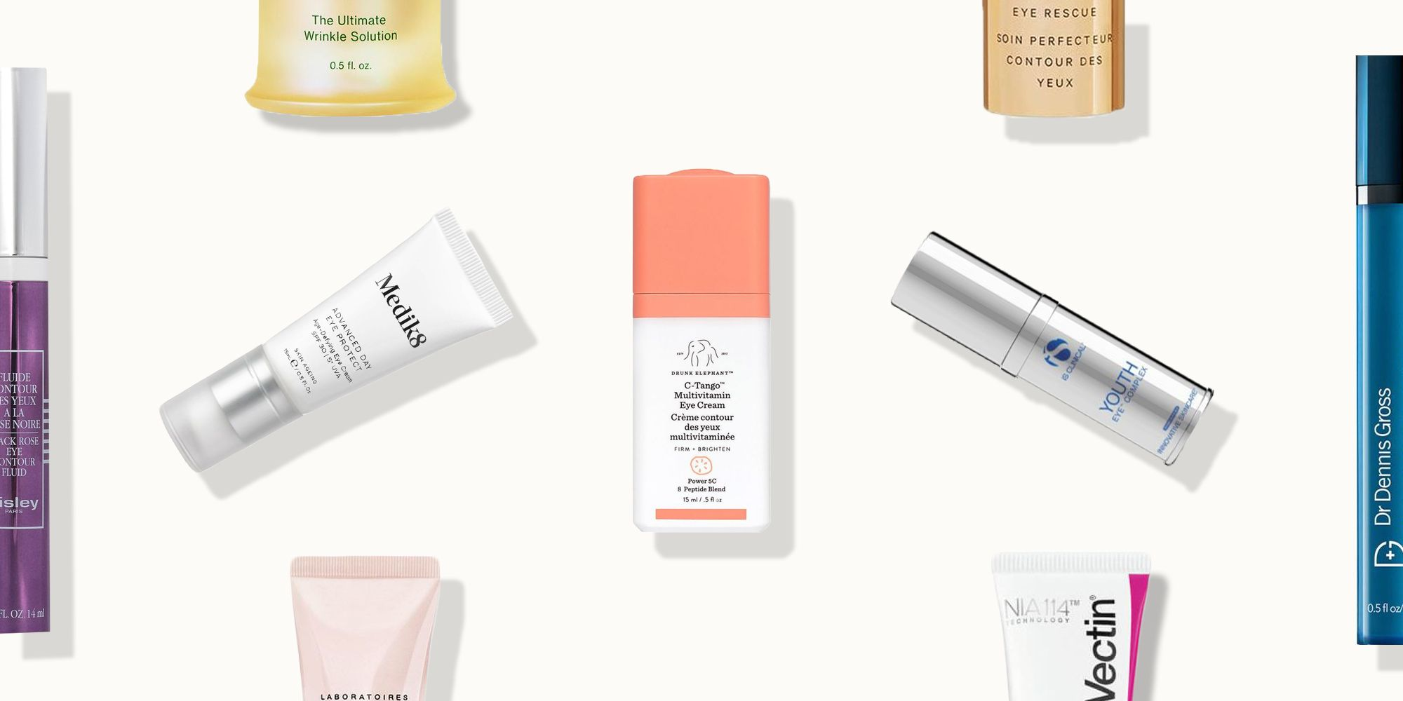 The Best Eye Creams For Puffy Bags And Dark Circles