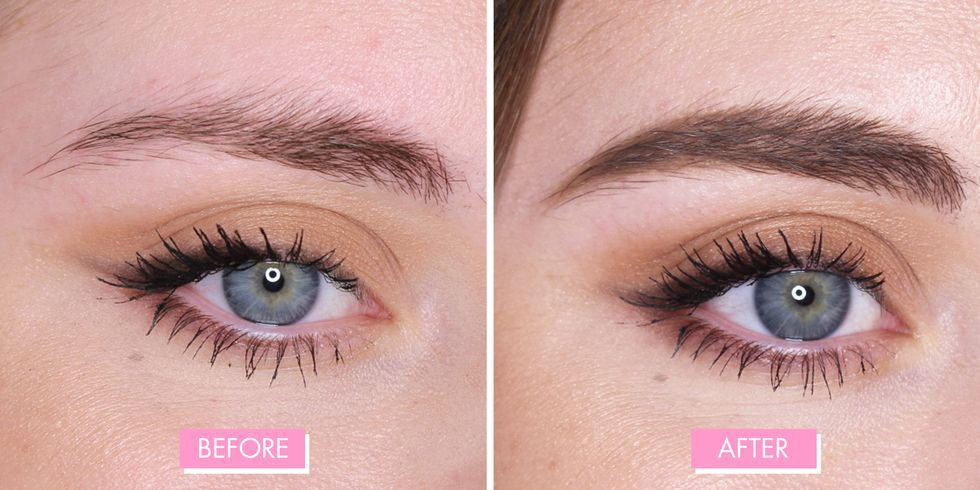 fbfb995a90e Best eyebrow makeup 2019 - What 11 kits, pencils and setting gels look like  IRL