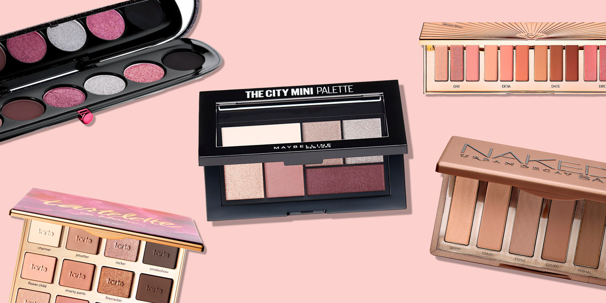 Eyeshadow Palettes For Every Eye Color