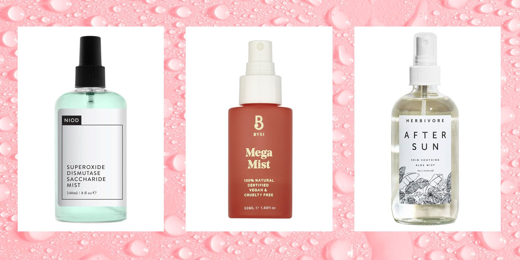 9 face mists that will give your skin a dewy sheen ASAP