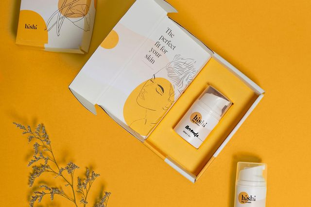 hishi customized day cream