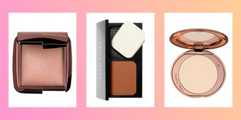 Best face powder - We review the best pressed and loose matte powders