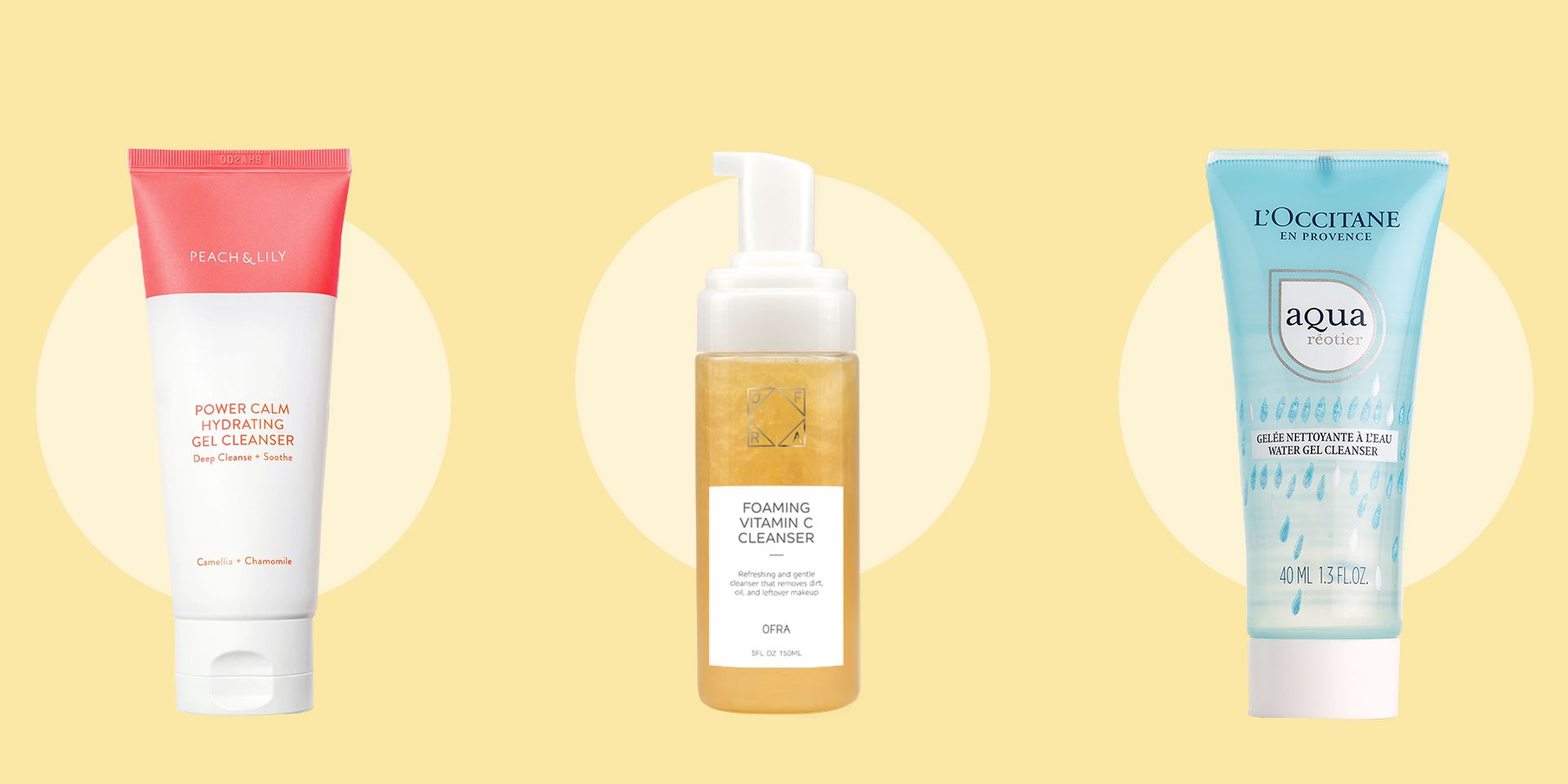 12 Best Face Washes for Dry Skin – Hydrating Facial Cleaners