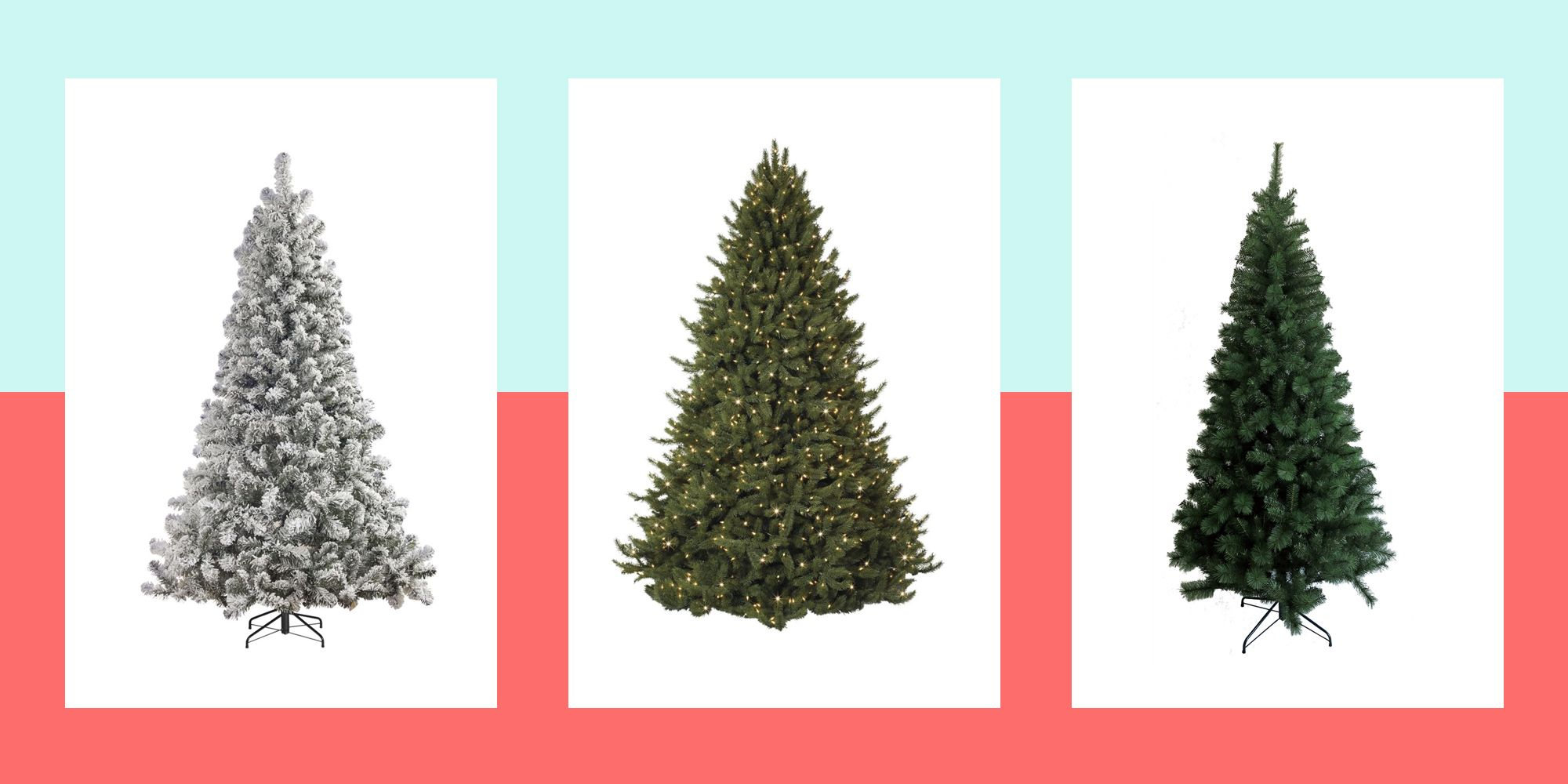 Fake Christmas Tree - Best artificial Christmas trees