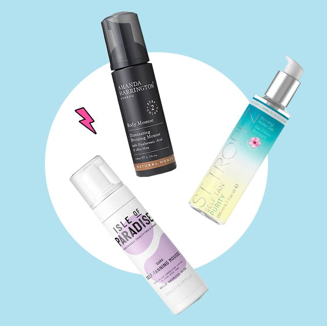 Best Fake Tan 2021 14 Self Tanners Our Beauty Editors Love