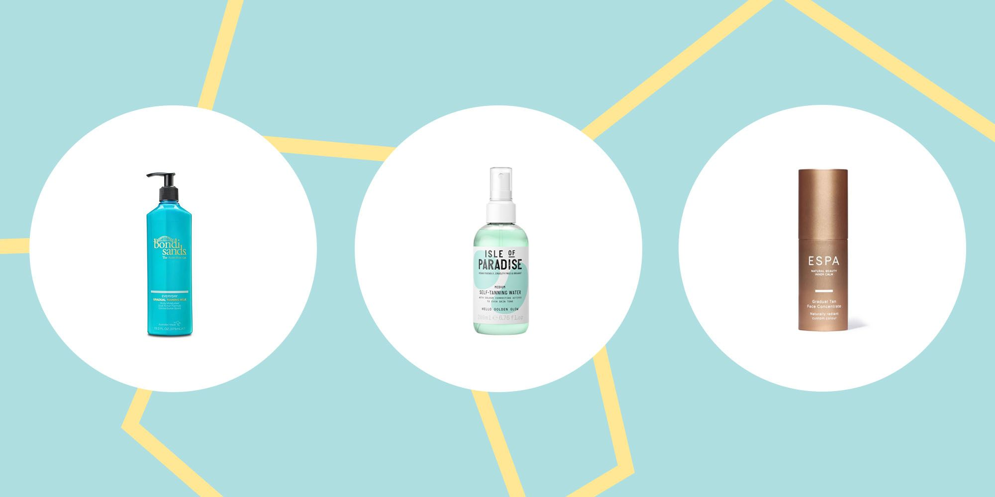 Best Fake Tan for Pale Skin: The 5 Must-buys to Try
