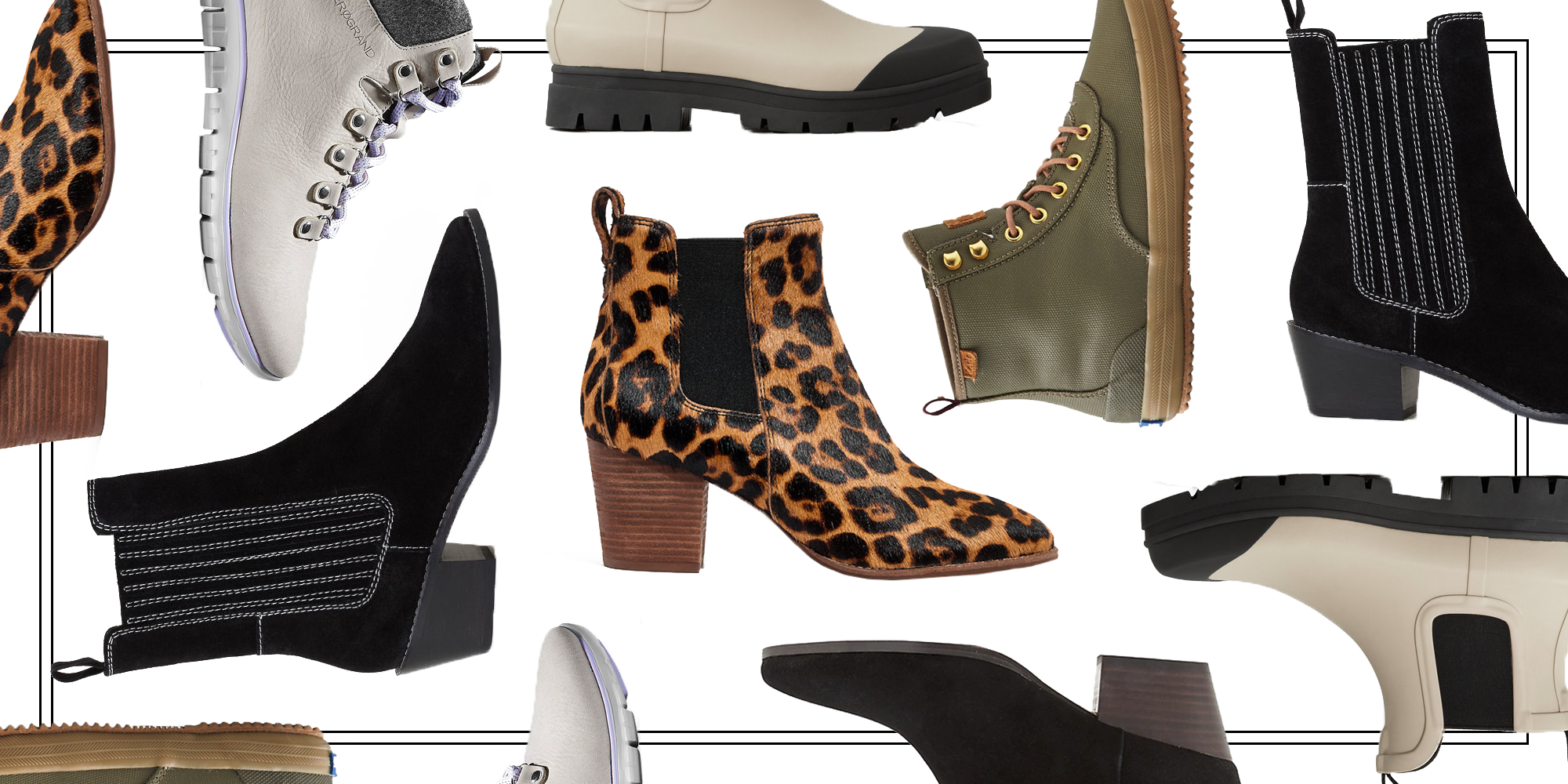 20 Fall Boots for Women , Affordable Fall Ankle Boots and