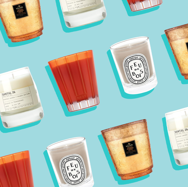 best fall scented candles autumn