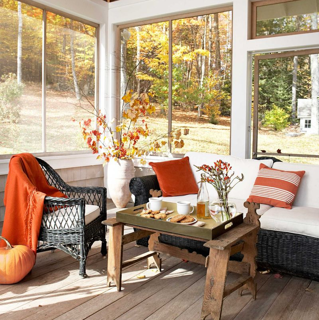 Fall Home Decorating Ideas: 77 Easy Fall Decorating Ideas