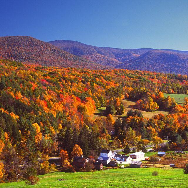 best fall getaways