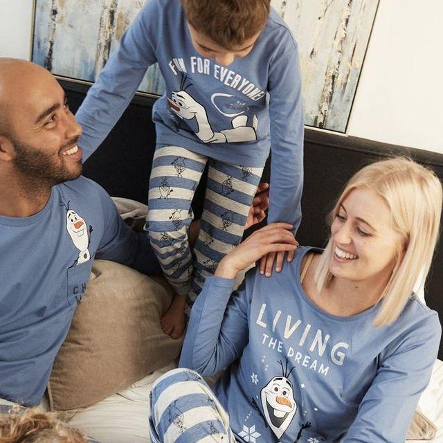 family christmas pyjamas 2020